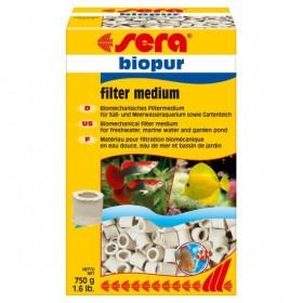 sera biopur 750g - Filtermedium Teich