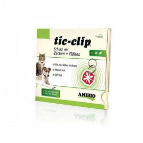 ANIBIO tic-clip Anhänger giftfrei Hund/ Katze (95015000)