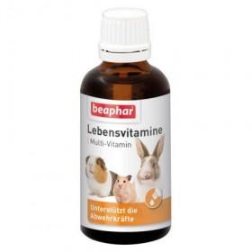 beaphar Lebensvitamine für Nager 50ml (11484)