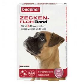 beaphar Zecken-Flohband Hund junior 60cm (12169)