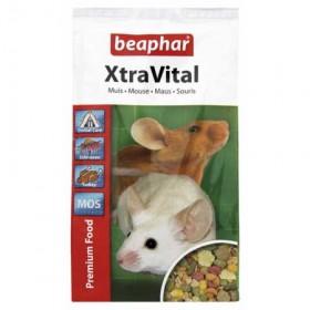 """beaphar """"XtraVital"""" Mäuse Futter 500 g"""