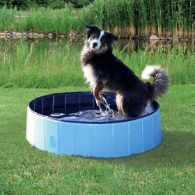 TRIXIE Hundepool blau ø 80×20cm (39481)