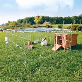 TRIXIE natura Freilaufgehege Gitter in 2 Größen