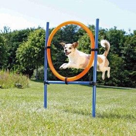 TRIXIE Hunde Sport Agility Ring 115×ø3 cm, ø65 cm (3208)