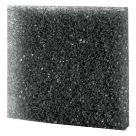 HOBBY Filterschaum schwarz grob 50x50cm 10ppi Teich