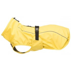 TRIXIE Regenmantel Vimy gelb 25 -80 cm