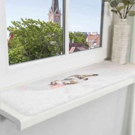 TRIXIE Liegematte Nani für Fensterbank grau 90x28cm (37125)