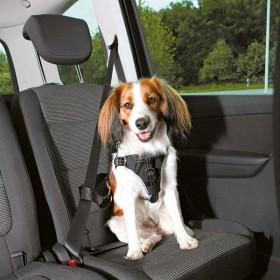 TRIXIE Auto Sicherheitsgeschirr Dog Protect S-XL schwarz