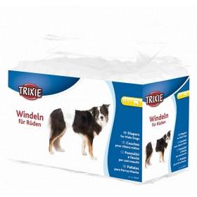 TRIXIE Hundewindeln für Rüden 12 St.