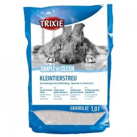 TRIXIE Simple'n'Clean Kleintierstreu 1 Liter/400g (6258)