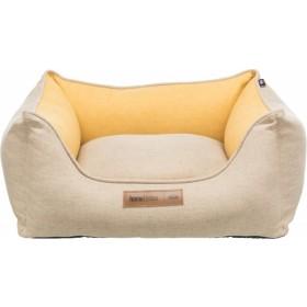 TRIXIE Bett Lona 60x50cm sand/gelb (37650)