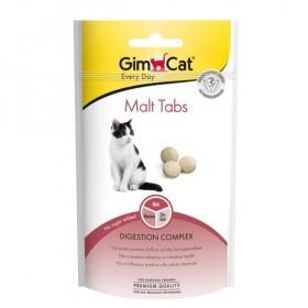 GimCat Malt Tabs 40g Katzensnack (427065)