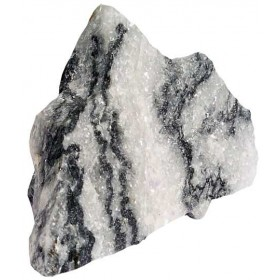 HOBBY Zebra Stone ca 750g Naturstein (40596)