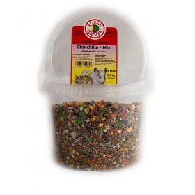 ROSENLÖCHER Chinchilla Mix 2,5kg Eimer (51905)