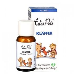 Edis Pets Kläffer Bio Bachblüten 20g Globuli für Hunde (1011242)