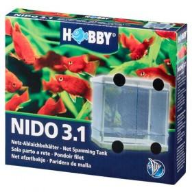 HOBBY Nido 3.1 Netz Ablaichkasten (16 x 16 x 14 cm) (61383)