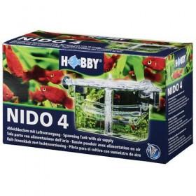 HOBBY Nido 4 Ablaichkasten mit Luftversorgung (61385)* Restbestand