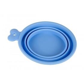 azoona Silikondeckel Multi Size blau für 200g und 400g Dosen (713435)