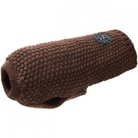 HUNTER Hundepullover Finja braun 35 - 65cm