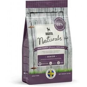 BOZITA Dog Naturals Senior 3,5kg Beutel mit Huhn