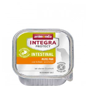 animonda Integra Protect Intestinal Hund 150g Pute pur (86413)