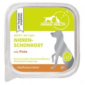 Animal Health Hund Adult  Nierenschonkost 150g mit Pute
