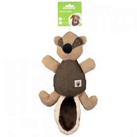 azoona Hundespielzeug Textil-Waschbär 33cm (712620)