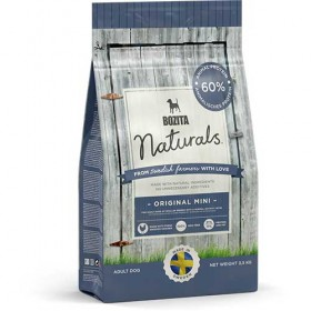 BOZITA Dog Naturals Original Mini 3,5kg Beutel