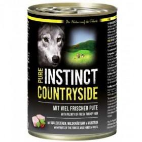 PURE INSTINCT Countryside Dose mit Pute