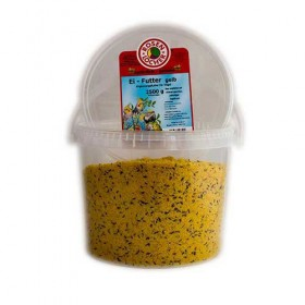 ROSENLÖCHER Eifutter gelb 2,5kg Kanarien/Exoten (10340)