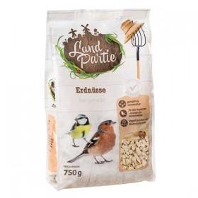 LandPartie Wildvogel 1kg Erdnüsse fein gehackt (813500)