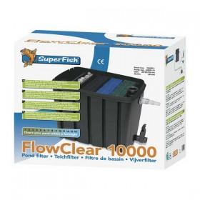 Superfish Flowclear 10000 inkl. UVC 11 W - Teichfilter