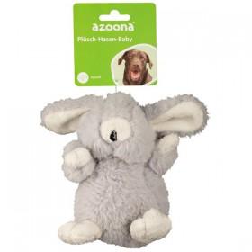 azoona Hundespielzeug Hasen-Baby 16cm (712616)