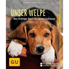 GU Verlag Unser Welpe / Schlegl