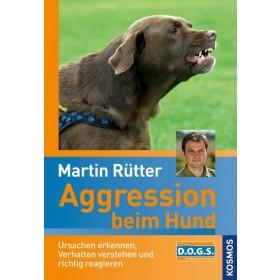 Kosmos Verlag Aggression beim Hund / Rütter
