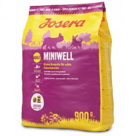 JOSERA Miniwell 900g Hund Trockenfutter