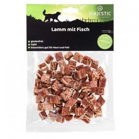 MAJESTIC Hundesnack 150g mit Lamm und Fisch (611221)