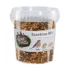 LandPartie Wildvogel 125g Insekten-Mix auch für Igel (811259)