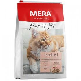 MERA finest fit Sterilized Trockenfutter Katze