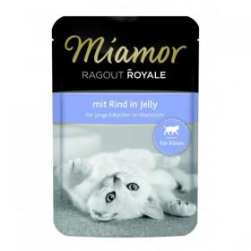Miamor Ragout Royale Kitten 100g Beutel