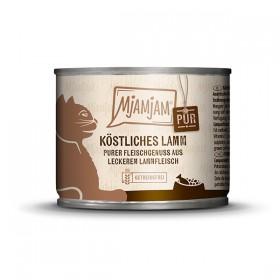 MjaMjaM 200g Dose Katzennassfutter Lamm pur (11121)