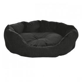 Petlando Bett Montreal schwarz S - XXL Hund/Katze