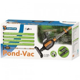 SuperFish Pond Vac Teichsauger