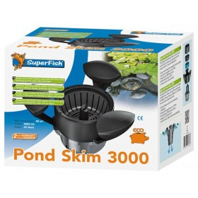 SuperFish Pond Skim 3000 Teichskimmer (07060060)