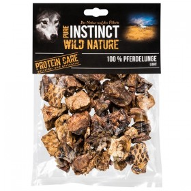 PURE INSTINCT Wild Nature Hundesnack 100% Pferdelunge 180g (910870)