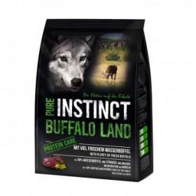 PURE INSTINCT Buffalo Land mit Büffel und Strauß 4kg