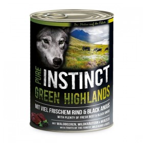 PURE INSTINCT Green Highlands Dose mit Rind und Black Angus
