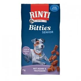 RINTI Extra Bitties Senior 75g Huhn&Truthahn
