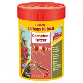 sera Shrimps Natural 100ml Garnelenfutter  (00554)