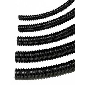 Spiralschlauch schwarz Meterware